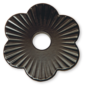 Şaibe decorative Nr. 4 negre M16-4MM